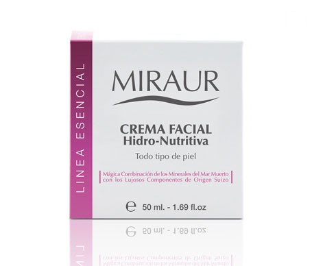 Miraur Essential hydro-nutritive face cream 50ml