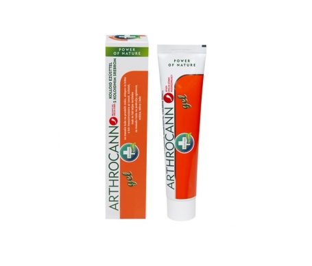 Annabis Arthrocann efecto calor 75ml