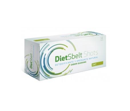 Dietclinical Dietsbeltshots 14 viales