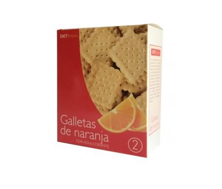 Dietclinical galletas de naranja 40g 6uds