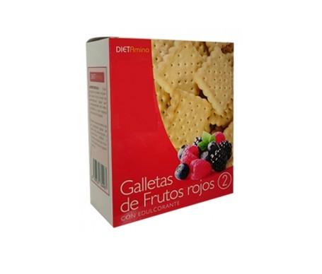 Dietclinical galletas de frutos rojos 40g 6uds