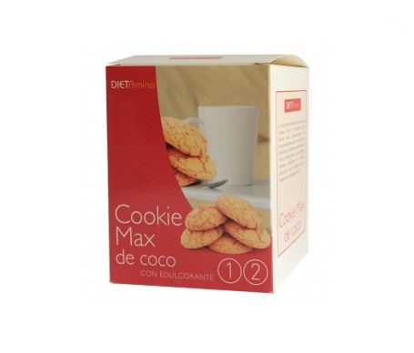 Dietclinical cookie max coco 26g 6uds