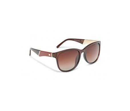 Loring gafas sol polarizadas marrón Anna