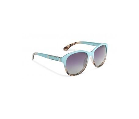 Loring gafas sol polarizadas marrón y azul Nora