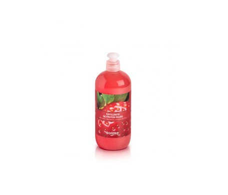 Soivre exfoliante de frutos rojos 500ml