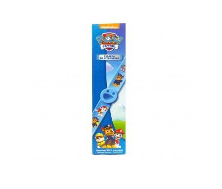 Paw Patrol Pulsera de Citronella Azul 1ud