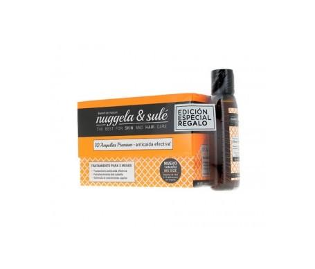 Trattamento anticaduta Nuggela & Sulé 10amp + shampoo alla cipolla 125ml