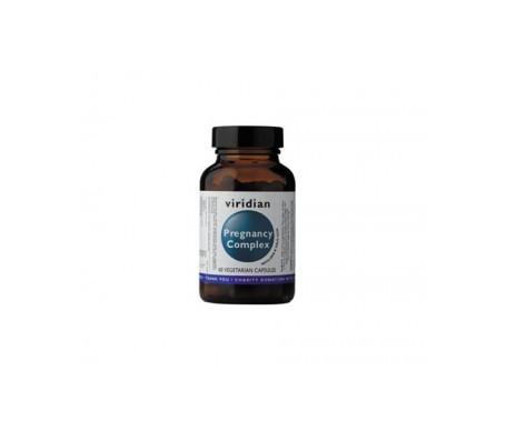 Viridian Complejo Preconcepción con DHA y ácido fólico 60cáps