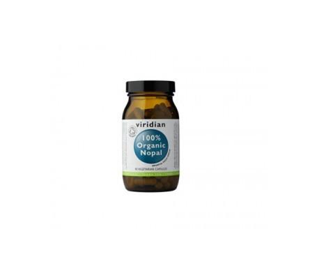 Viridian nopal 100% orgánico 90cáps