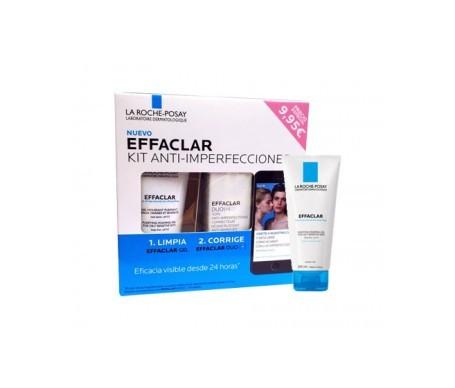 La Roche-Posay Effaclar gel mousse 200ml + OBSEQUIO