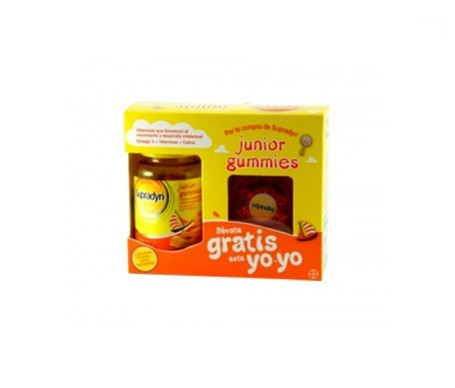 Supradyn™ Junior Gummies 30uts + GIFT yo-yo