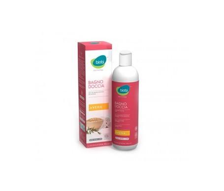 Bjobj gel de baño/ducha avena 250ml