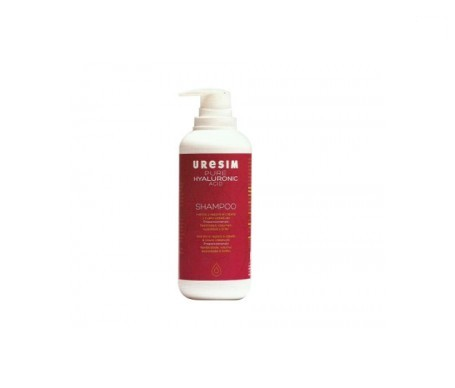 Shampoo all'acido ialuronico puro Uresim 400ml