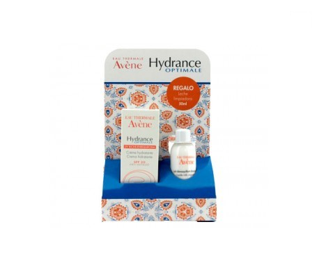 Avene Hydrance Enriquecida + leche limpiadora 50ml