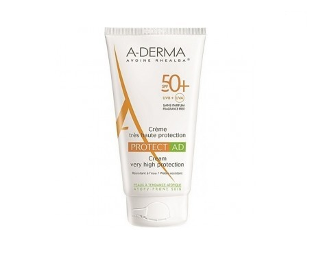 A-derma crema solar protectora SPF50 150ml