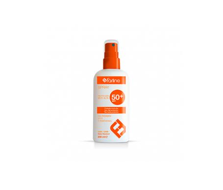 Farline spray solar SPF50+ 200ml