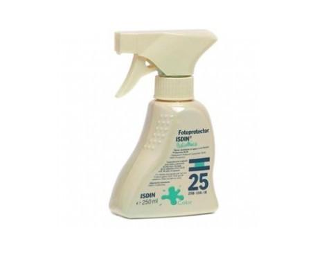 Fotoprotector ISDIN® Pediatrics Spray SPF25+250ml