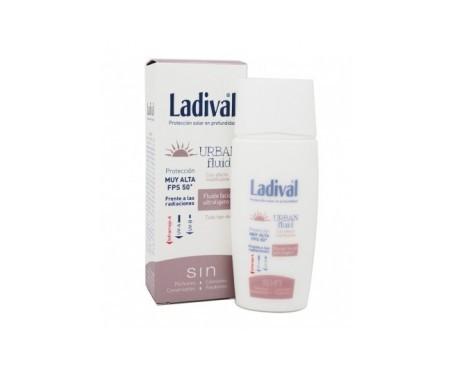 Ladival® Urban  SPF50+ fluido facial ultraligero matificante 50ml
