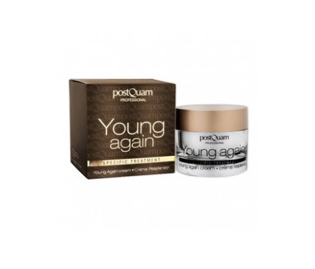 Postquam Young Again anti-ageing glow cream 50ml