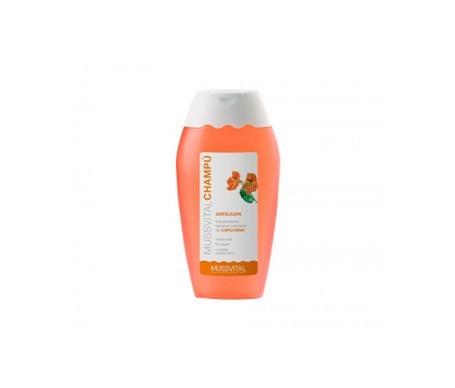 Mussvital antiforforfora shampoo cappuccino estratto 300ml