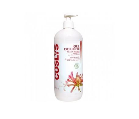 Coslys gel de ducha extragraso madreselva 1l
