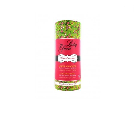 Lady Green Rituel Purete espuma limpiadora 125ml