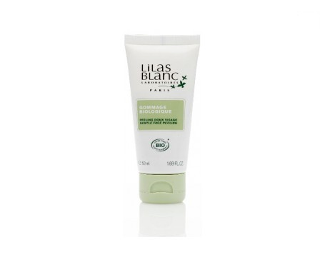 Lilas Blanc exfoliante facial 50ml