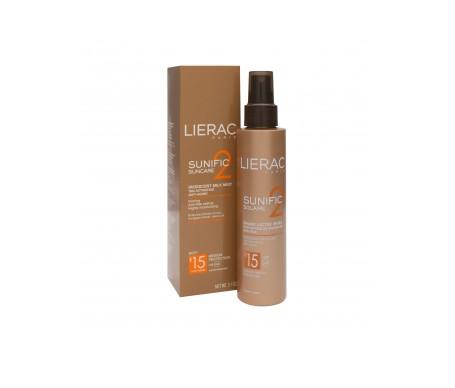 Lierac Sunific 2 SPF15+ leche corporal 150ml