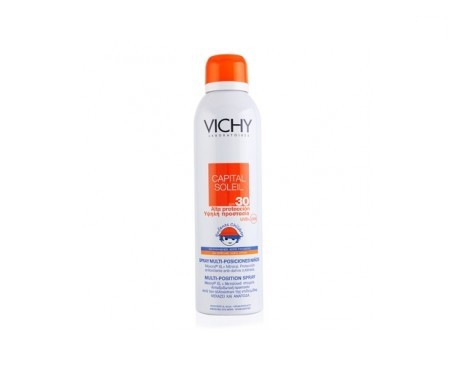 Vichy Capital Soleil spray niños SPF30+ 200ml