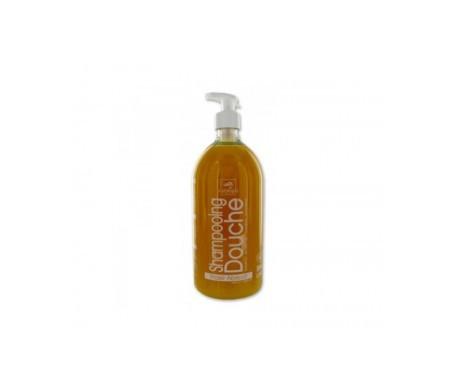 Shampoo nutrito da delicato a albicocca 1l