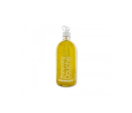Shampoo naturale da delicato a arancione 1 litro