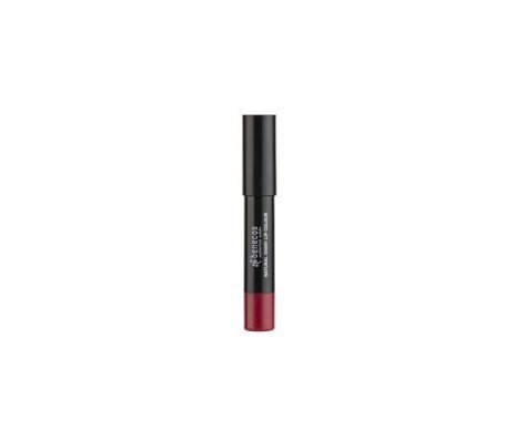 Benecos barra de labios con brillo silky tulip 1ud