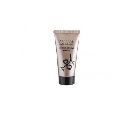 Benecos maquillaje natural en crema caramel 30ml