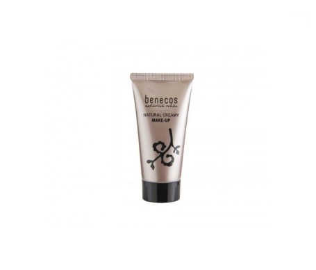 Benecos maquillaje natural en crema nude 30ml