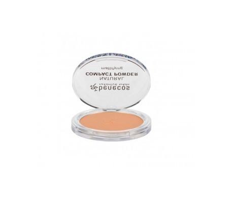 Benecos polvos compactos color beige 9g 1ud