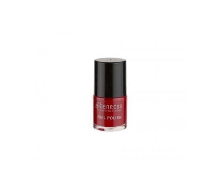 Benecos Vintage Red laca de uñas 9ml