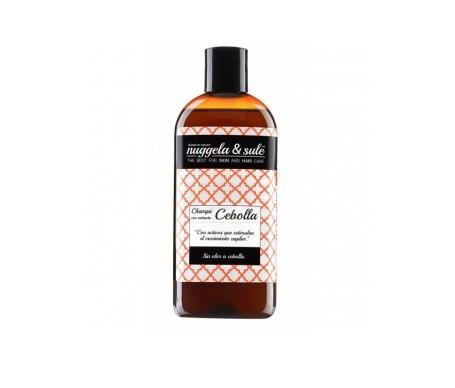 Estratto di cipolla shampoo Nuggela & Sulé 125ml