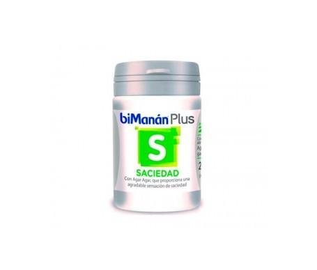 biManán® Plus saciedad 40cáps