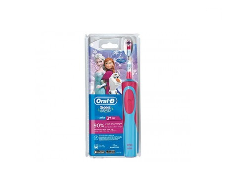 Oral-B Stages Power Kids Frozen cepillo eléctrico 1ud