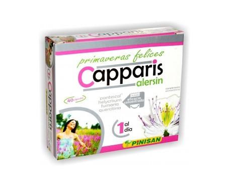 Pinisan Capparis Alersin 40cáps