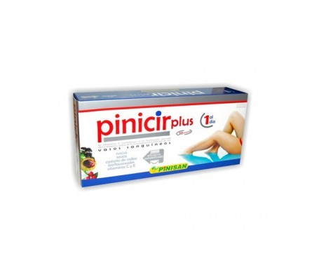 Pinisan Pinicir Plus 20 ampollas