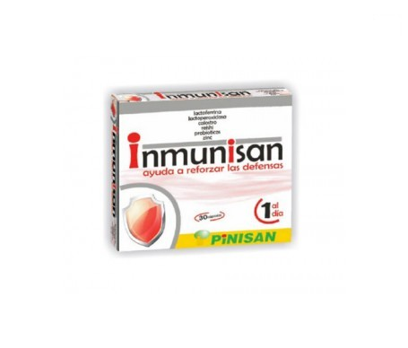 Pinisan Inmunisan 30cáps