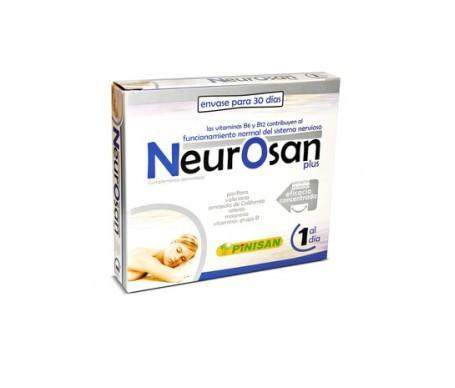 Pinisan Neurosan Plus 30cáps