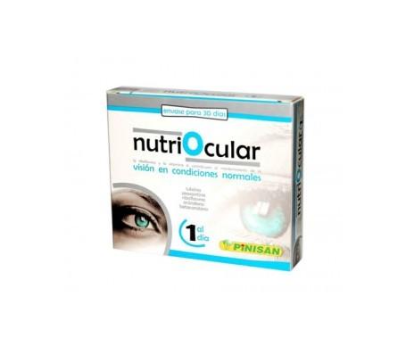 Pinisan Nutriocular 30cáps