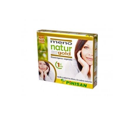 Pinisan Menonatur Gold 30cáps