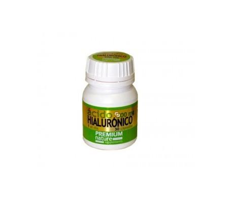 Pinisan Premium Nature ácido hialurónico 30cáps