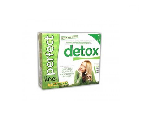 Pinisan Perfect Line Detox 15uds
