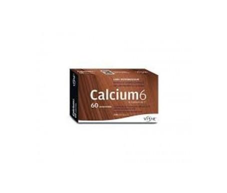 Vitae Calcium 6 60comp