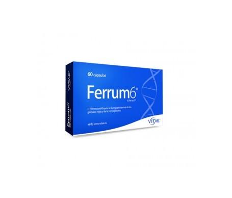 Vitae Ferrum 6 60caps