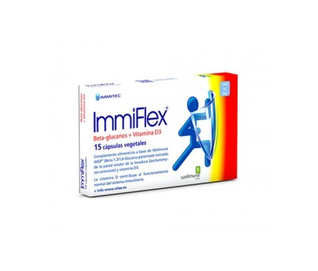 Vitae Immiflex 15cáps